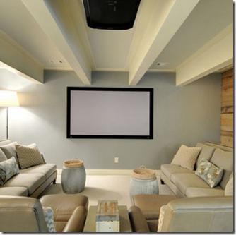 Desain Ruang TV Minimalis