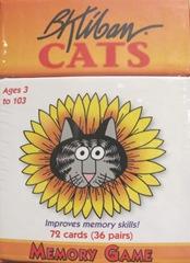 Kliban cat memory game