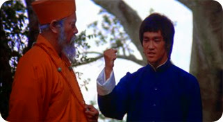 The Fist of Bruce Lee did things all by itself...!