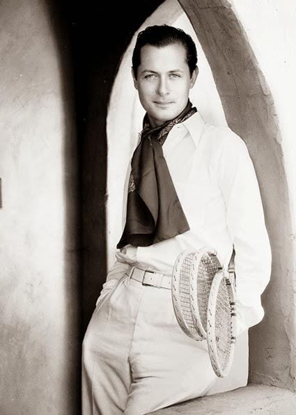Robert Montgomery, 1932,