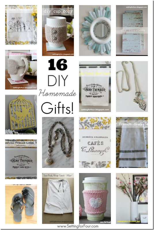 Mothers Day Gift Ideas roundup – 16 Beautiful Gifts to make ...