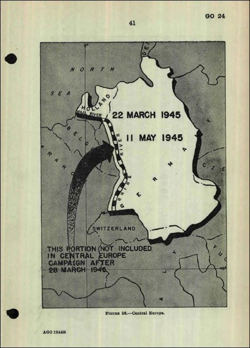 GO 24 WD 1947 P 41 Cen Euro Campaign