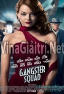 Băng Đảng Găng-tơ - Gangster Squad