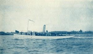 Lancha cañonera LIGERA. Foto de la revista EL MUNDO NAVAL ILUSTRADO. Año 1898.JPG