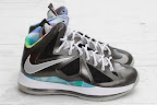 nike lebron 10 gr prism 4 06 Release Reminder: Nike LeBron X Prism and its Gallery