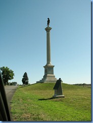 2839 Pennsylvania - Gettysburg, PA - Gettysburg National Military Park Auto Tour - State of Vermont Monument