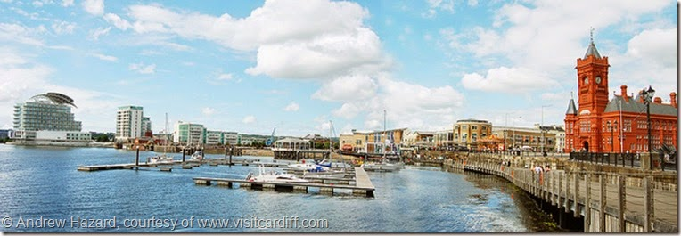 Cardiff Bay 卡地夫灣  (11)