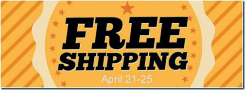 free shipping with date
