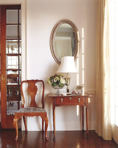 I love the palette of this collection of timeless antique pieces, warm and inviting.
