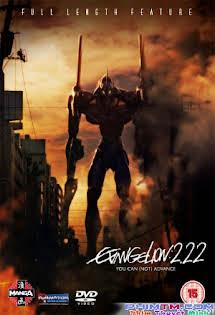 Đặc Nhiệm Không Gian 2: Không Lùi Bước - Evangelion: 2.0 You Can (not) Advance