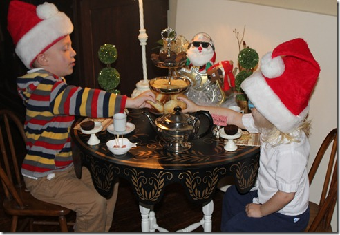 christmas tea party 9