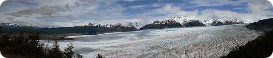 Campo di ghiaccio Patagonico Sud