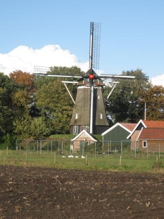 Westerveldmolen Tilligte - www.LandgoedDeKniep.nl