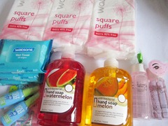watsons haul, bitsandtreats