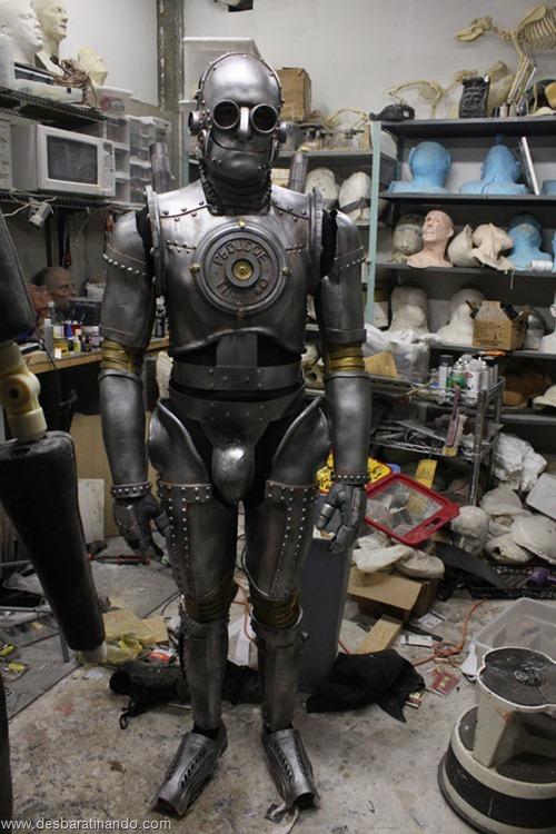 armadura iron man homem de ferro steam punk desbaratinando  (6)