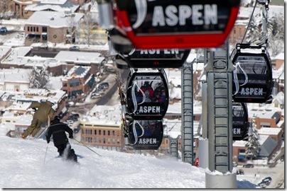 Aspen Mountain por Daniel Bayer_300