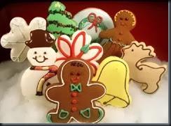 Biscotti Natalizi Americani