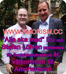 DSC08335.JPG Fredrik och Socialdemokraternas partiledare Stefan Löfven. Med amorism
