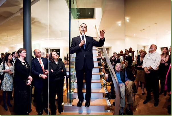 Obama messiah Ascending
