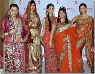 Deepam designer saree collections