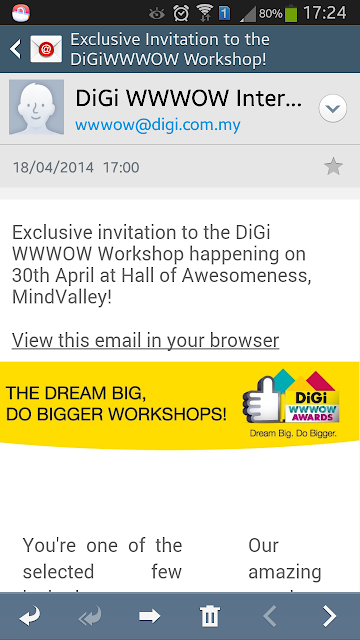 DiGi Wwwow Workshop