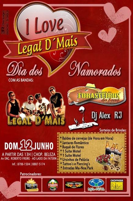 Banner Festa Legal DMais