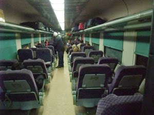 Inside Carriage
