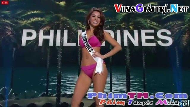 Xem Phim Chung Kết Hoa Hậu Hoàn Vũ 2015 - Miss Universe - phimtm.com - Ảnh 1
