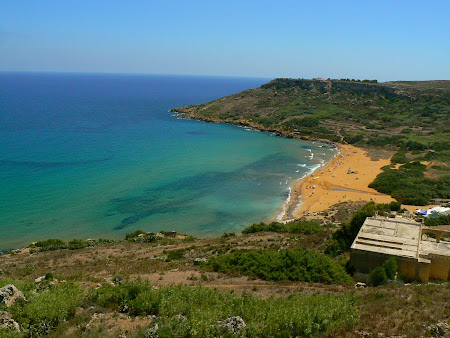 What to do in Malta: Red beach of Gozo