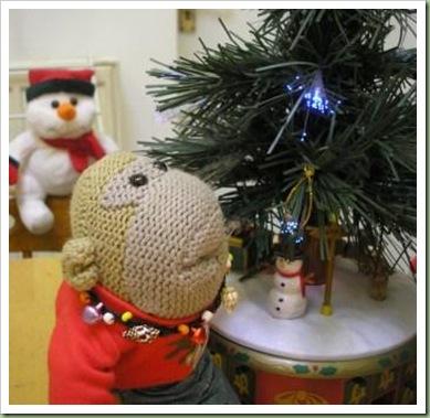 Avon Christmas Tree Advent Calendar