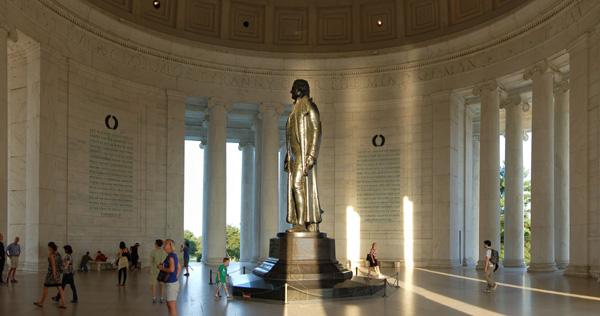 Jefferson Memorial Inside Jefferson Memorial Photos