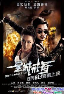 Toàn Thành Giới Bị - City Under Siege Tập HD 1080p Full