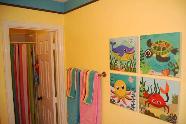 Kids Bathroom Decor Kids Bathroom Decor