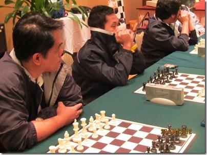 Team Chesskidz of the Philippines.