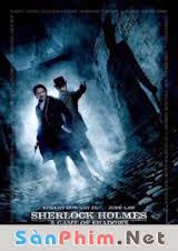 Sherlock Holmes 2: Trò Chơi Của Bóng Tối Vietsub