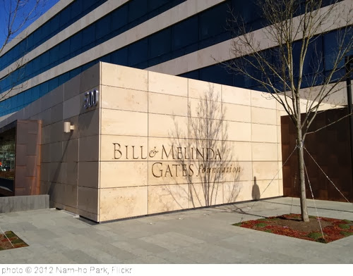 'The Bill & Melinda Gates Foundation' photo (c) 2012, Nam-ho Park - license: http://creativecommons.org/licenses/by/2.0/
