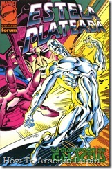 P00062 - Silver Surfer -  - 101 v3 #102