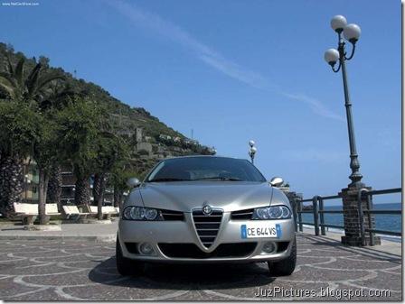 Alfa Romeo 156 2.4 JTD6