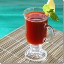 Resep Minuman Jahe Wangi Merah