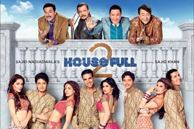 Housefull 2 Total Earning Collection Bollywood Movie Report 2012