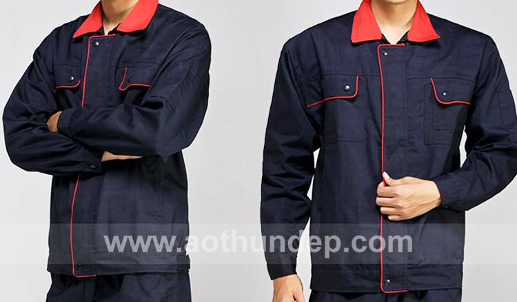 Quần áo bảo bảo hộ - bảo hộ lao động quần áo công nhân