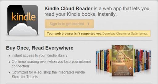Kindle online