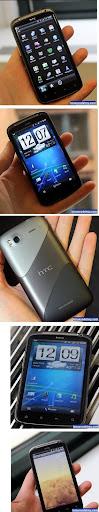 Imágenes del HTC Sensation
