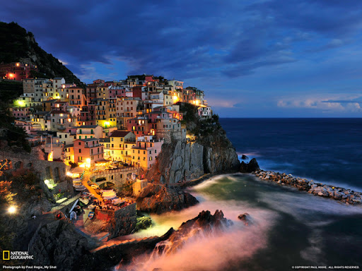 Manarola Beautiful Landscape Photos