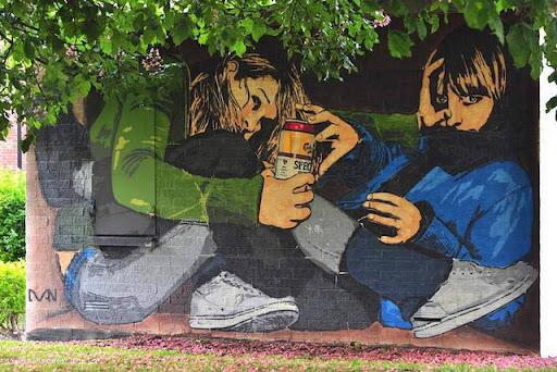 14risunki Bristol Graffiti Street Art