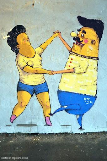18risunki Bristol Graffiti Street Art