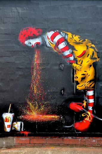 42risunki Bristol Graffiti Street Art