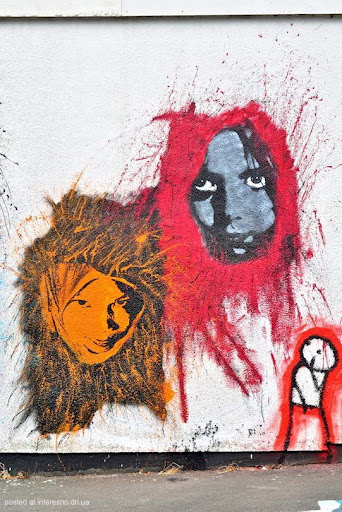 22risunki Bristol Graffiti Street Art