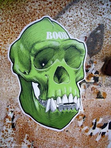 6risunki Bristol Graffiti Street Art