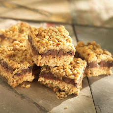 Chocolate Carmelita Bars
